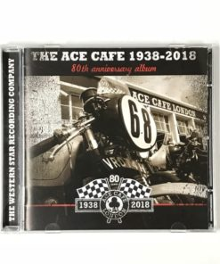 80th CD Cover