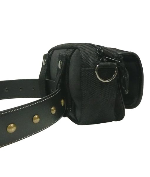 Belt & Hand Pouch Back