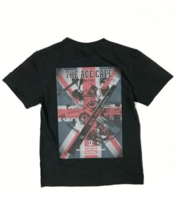 80th Anniv. Tee Blk back