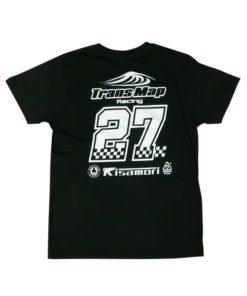 8耐応援Tシャツ ブラック バック