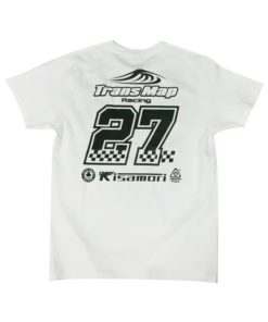 8耐応援Tシャツ ホワイト バック