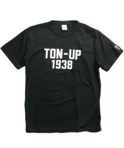 ドライT TON-UP BK フロント