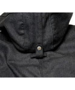 FS1901TJ Black hood button
