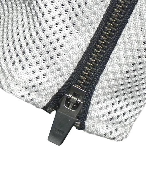 SR2001MJ BK Sleeve Zip