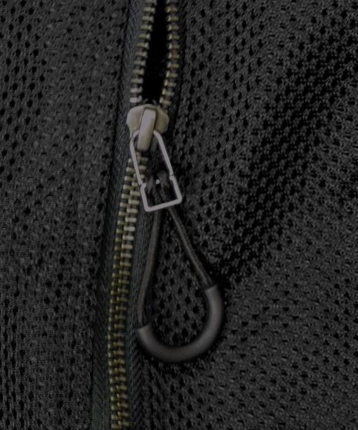 SR2001MJ BK Zip