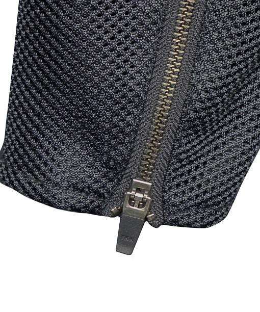 SR2001MJ WH Sleeve zip