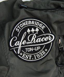 SS2001HJ GY Cafe Racer patch