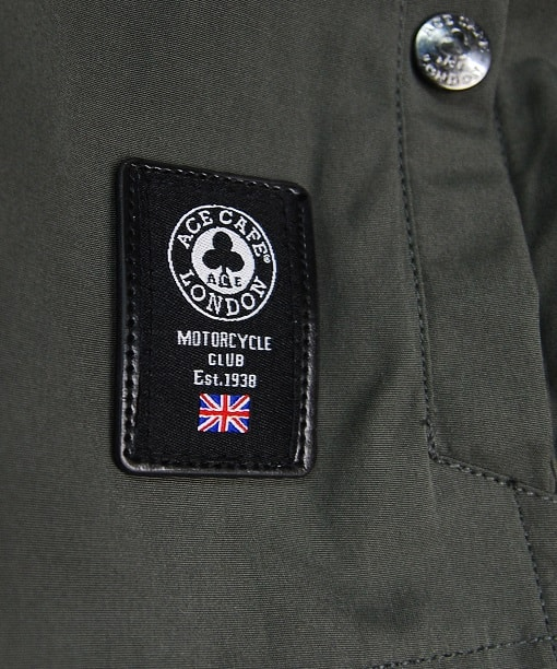 SS2001HJ GY Small patch