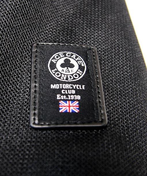 SS2001MJ BK Sleeve patch A