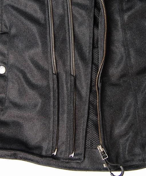 SS2001MJ BK W Zips