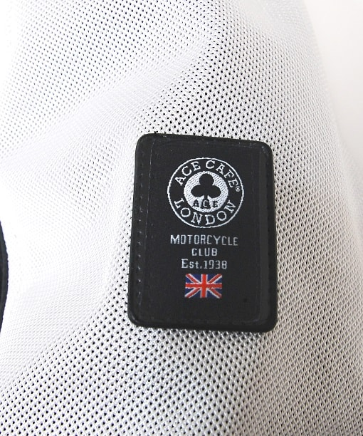 SS2001MJ WH Sleeve patch A