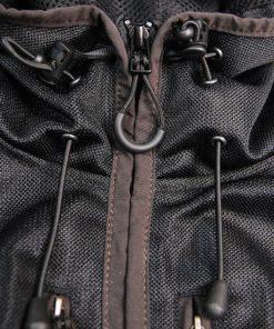 SS2003MJ BK Front Zip