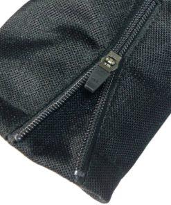 SS2003MJ BK Sleeve Zip