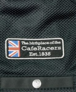 SS2004MJ BK Right Chest patch