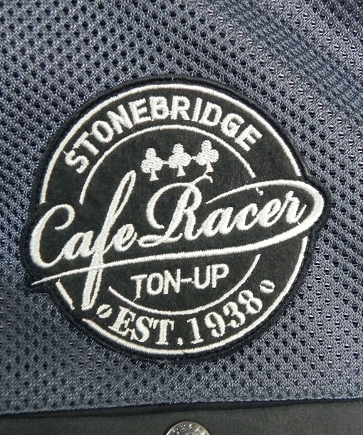 SS2004MJ GY Cafe Racer patch