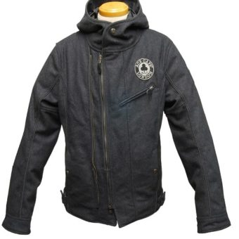 double neck jacket