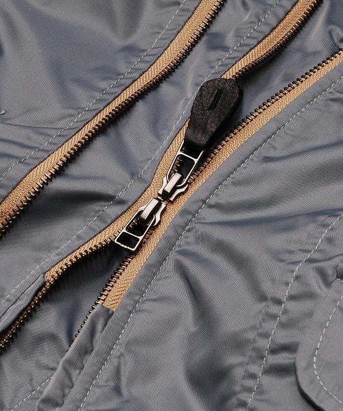 twin zips
