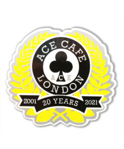20th Anv. sticker