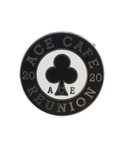 Reunion 2020 badge front
