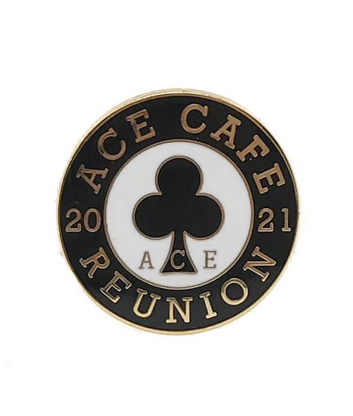 Reunion 2021 badge front